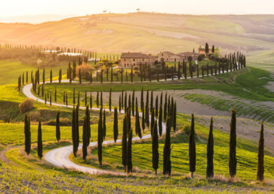 Val d'Orcia – 2017
